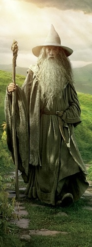 movies gandalf grass hills the hobbit footpath_www7404.wallpaperhi